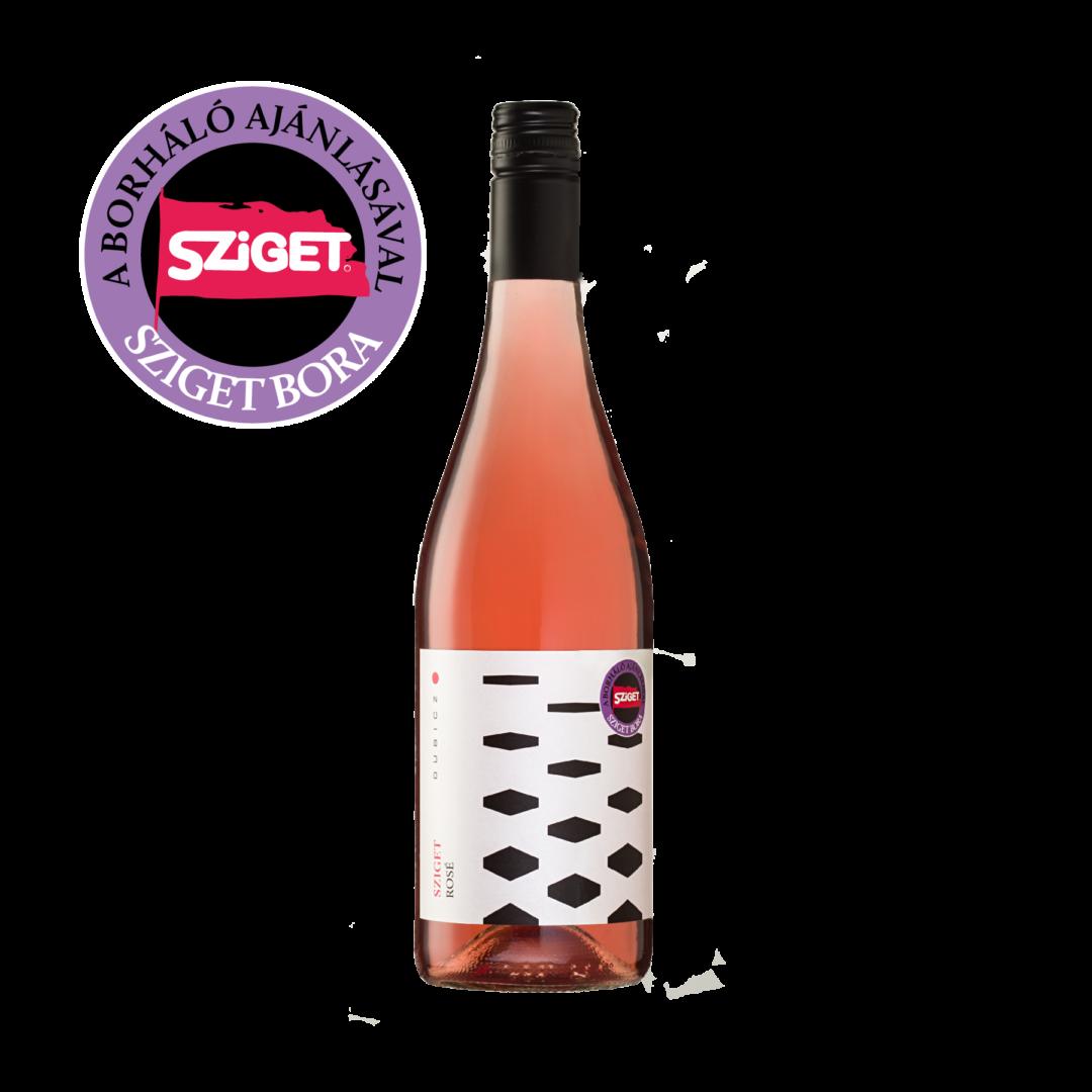 Dubicz Sziget Rosé